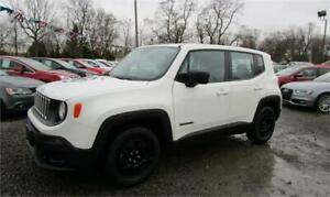 2017 Jeep Renegade Sport only 35,000 kms