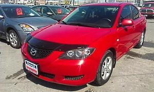 2006 Mazda Mazda3 GX Sedan / ONE OWNER !!! CLEAN CARPROOF !!!
