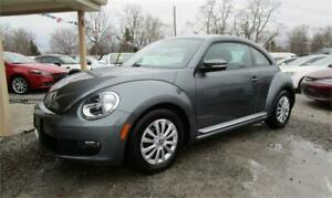 2016 Volkswagen Beetle Coupe Only 22,000 kms