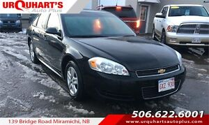 2011 Chevrolet Impala LS. ONLY 72,000KMS!