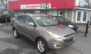 2012 Hyundai Tucson GLS  AWD AUTOMATIQUE-BLUETOOTH,AIR CLIMATISÉ