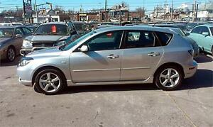 2006 Mazda Mazda3 GS SPORT / ONLY 124K!!! / 4 CYL / A-RIMS