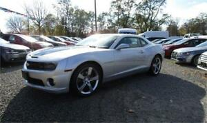 2010 Chevrolet Camaro 2SS only 26,000 kms Automatic Loaded