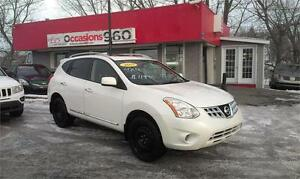 2011 Nissan Rogue SV  AWD CVT TRANSMISSION 3 ans garantie inclus