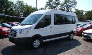 2017 Ford Transit 12 Passenger Wagon ***30 Vans In Stock***