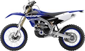 WR450 NEW!!
