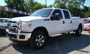 2014 Ford Super Duty F-350 XLT 8 Foot Box FX4