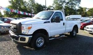 2015 Ford Super Duty F-250 XL 4X4 only 52,000 kms