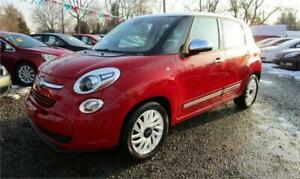 2014 FIAT 500L Lounge Leather Moonroof Navigation