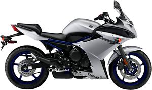 2017 Yamaha FZ6R