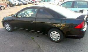 2003 Honda Civic COUPE / 191K / Manual / AIR / Spoiler