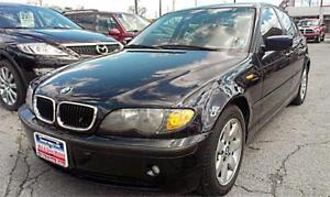 2005 BMW 3 Series 320i /AUTO/LEATHER/S-ROOF/159K/2.2L 6CYL