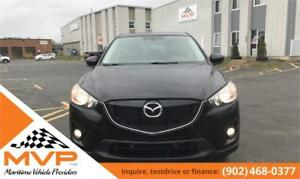 Reduced! 2014 Mazda CX-5 Loaded Low Kms Factory Warranty