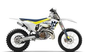 2017 Husqvarna TX 300 Off-Road Motorcycle