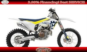 2017 Husqvarna FX 450 Off-Road Motorcycle! Time for some FUN!