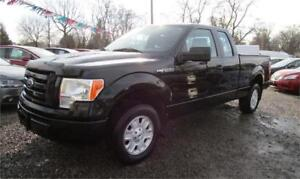 2012 Ford F-150 STX Extended Cab Only 62,000 KMs