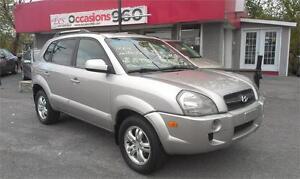 2006 Hyundai Tucson GLS  4X4 TOUT ÉQUIPÉ TRES PROPRE