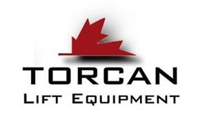 Telehandlers for Sale - Torcan Lift Equipment