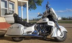 2018 Indian Roadmaster... DEMO $5000 OFF! Was $40,701.46