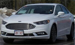 2017 Ford Fusion SE (Leather, Navigation. Moonroof!)