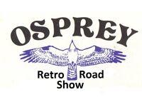 The Retro Osprey Roadshow