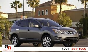 2013 Nissan Rogue SV AWD NAVIGATION, SUNROOF, NEW TIRES!