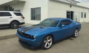 2009 Dodge Challenger SRT8 425HP ~ Lo Kms ~ $233 B/W @3.99% OAC