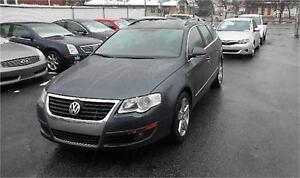 VOLKSWAGEN PASSAT WAGON 2.0T 2010 ( BLUETOOTH, AUTOMATIQUE )