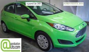 2014 Ford Fiesta SE, À PARTIR DE 26$/SEMAINE 100%APPROUVÉ!!!