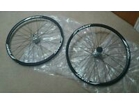Giant pxc2 26inch brand new wheels