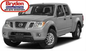 2017 Nissan Frontier SV 4.0L/ V6 / auto / 4x4