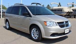 "Dodge Grand Caravan SXT Plus ""Stow N Go"" 2nd Row DVD"