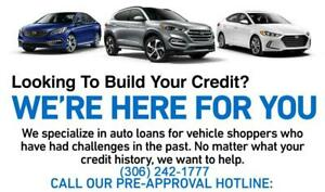 We Finance And You Are Approved!!