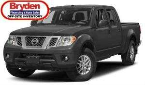 2018 Nissan Frontier SV 4.0L / V6 / auto / 4x4