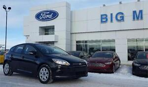 2013 Ford Focus SE   - ADVANCE TRAC -  AIR -  ABS - $83.48 B/W