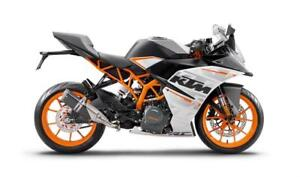 New 2016 KTM RC 390 ABS