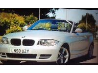 Excellent example of BMW Convertible, Service History, Low Mileage, £8495 ONO
