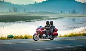 Pre-order your new 2018 Honda gold wing