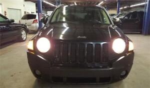 2009 JEEP COMPASS 4X4 A/C GROUP ELECT BLUETOOTH 4Cyl