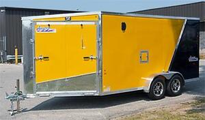 ENCLOSED SNOWMOBILE TRAILERS AT ROCK BOTTOM PRICES London Ontario image 2