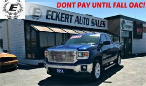 2014 GMC Sierra 1500 Z71 4X4 WITH REVERSE CAMERA / BLUETOOTH