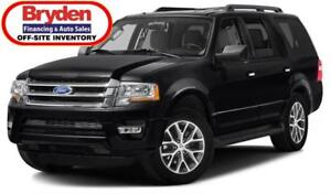 2017 Ford Expedition XLT / 3.5L V6 / auto / 4x4