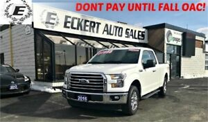 2016 Ford F-150 XTR WITH REVERSE CAMERA/RUNNING BOARDS