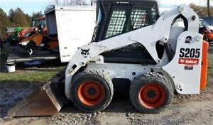 Bobcat Skidsteer Find Heavy Equipment Near Me In Ontario Trucks