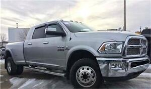 2014 Ram 3500 Laramie 4x4 Cummins Diesel ~ Fully Loaded $439 B/W
