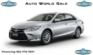2017 TOYOTA CAMRY LE | HEATED SEATS | BACKUP CAM | BLUETOOTH |