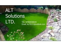ALT Solutions LTD. Hard and soft landscaping made easy.