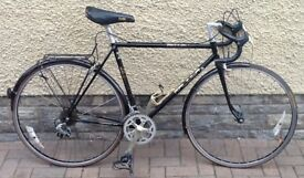 "Bike/Bicycle.GENTS RALEIGH "" RECORD SPRINT "" ROAD BIKE WITH REYNOLDS 501 FRAME"