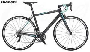Bianchi Intrepida Dama Bianca 105 (BW) 2018 rrp$2499 Concord West Canada Bay Area Preview