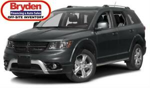 2018 Dodge Journey Crossroad / 3.6L V6 / Auto / AWD **Wow 27K**